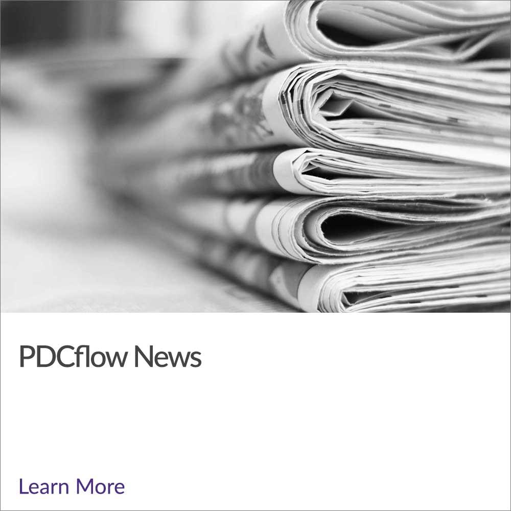 PDCflow News