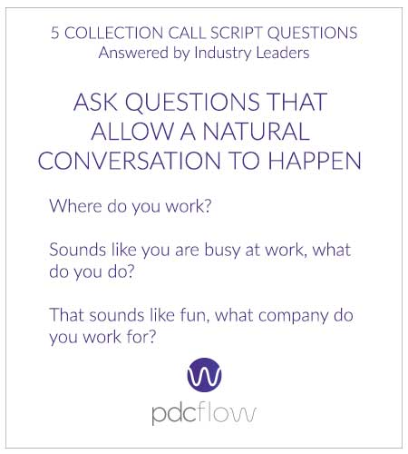 5 Collection Call Script Questions Answered by Industry Leaders