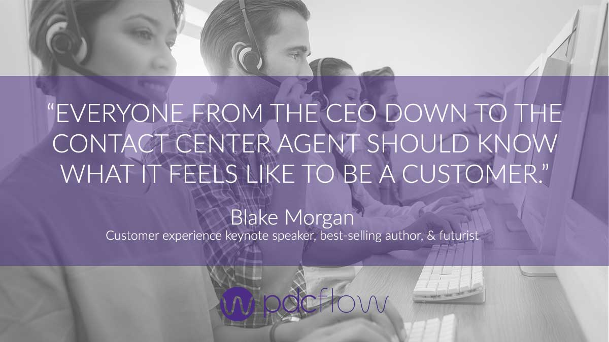 10 Customer experience statistics for Accounts Receivable - Blake Morgan Quote