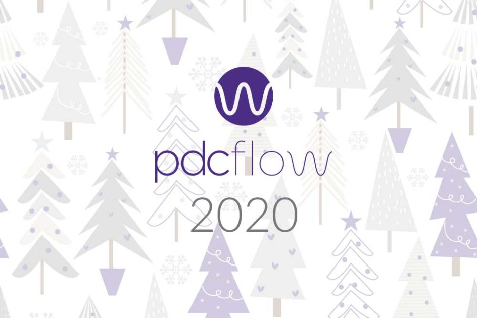 PDCflow 2020 Year in Review