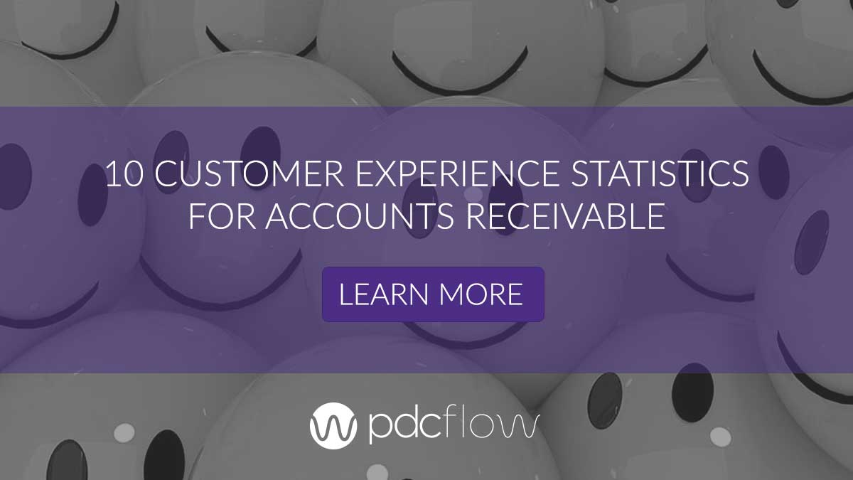 10 Customer Experience Statistics For Accounts Receivable