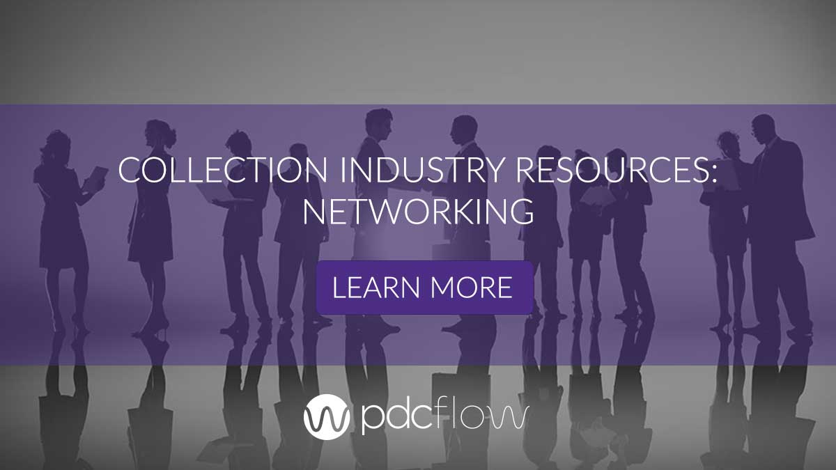 Collection Industry Resources: Networking