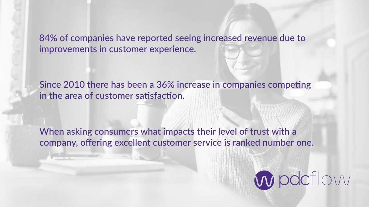 How to Improve Customer Experience in Accounts Receivable Customer Experience Statistics