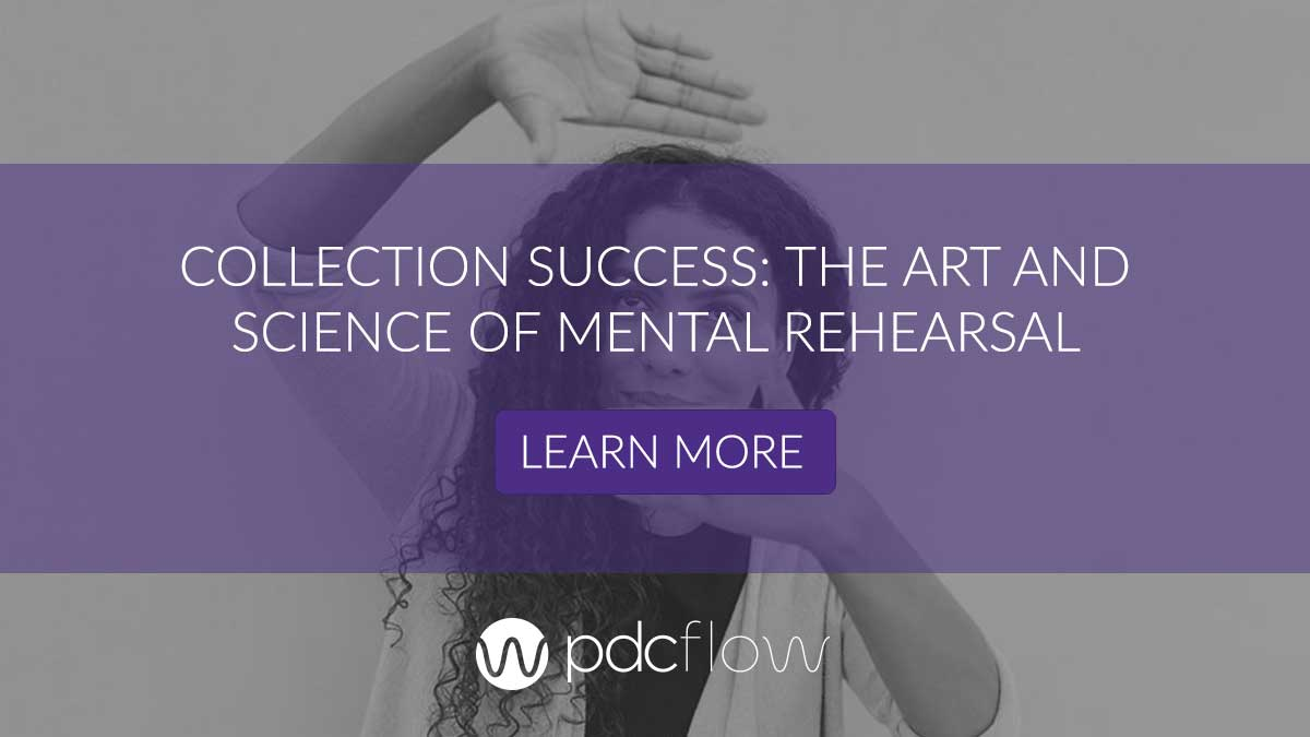 Collection Success: The Art and Science of Mental Rehearsal