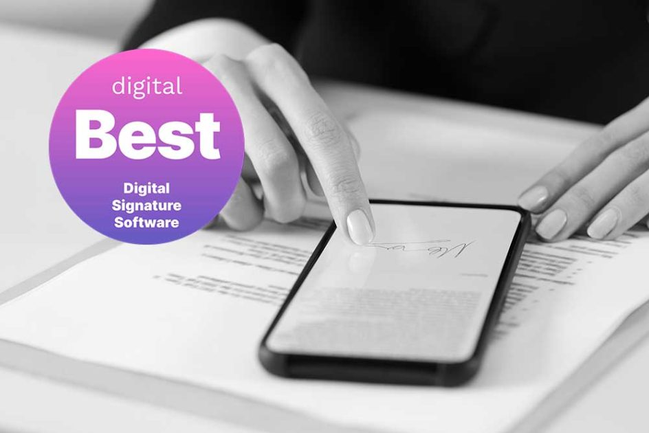 PDCflow Named Best Digital Signature Software Company of 2021