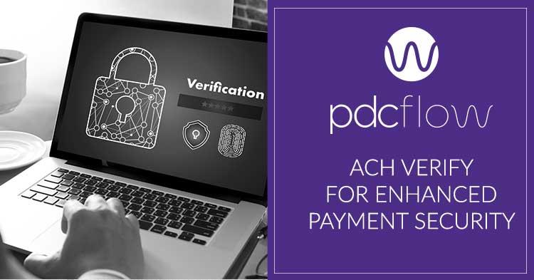 ACH Verify for Enhanced Payment Security