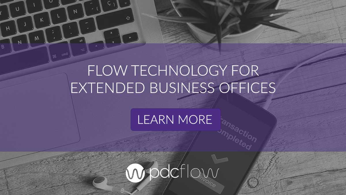 FLOW Technology for Extended Business Offices