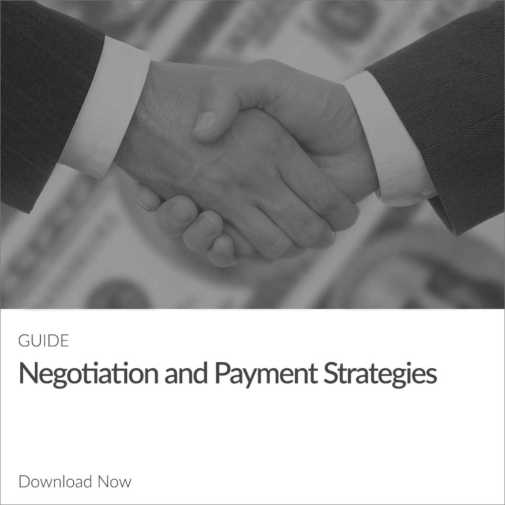Negotiation and Payment Strategies Guide