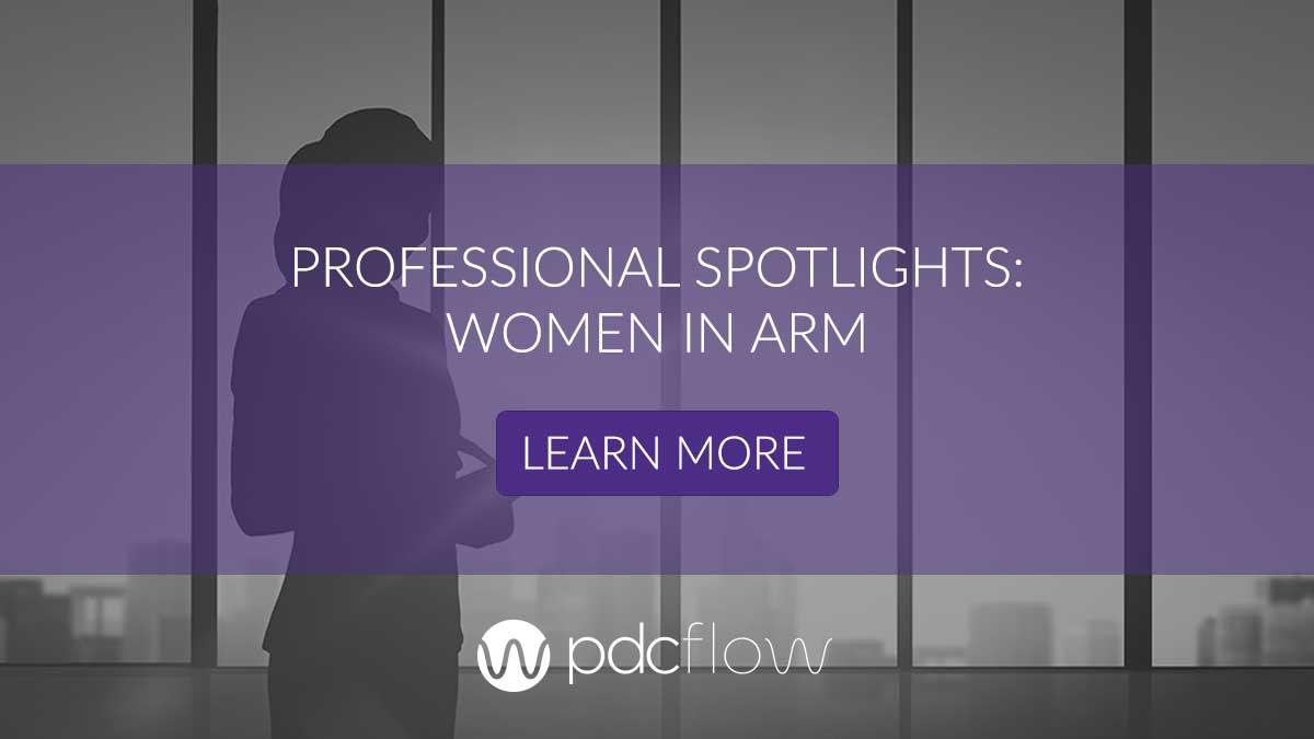 Professional Spotlights: Women in ARM