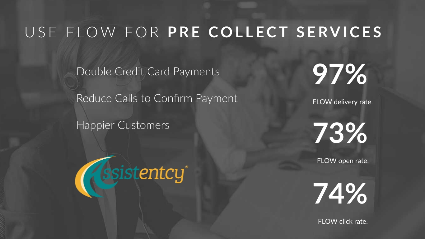 FLOW Technology for Pre Collect Services Results