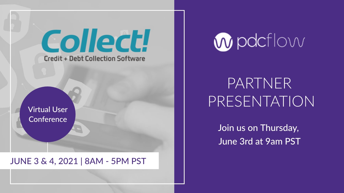 FLOW Technology Integration to be showcased at Collect! Virtual User Conference