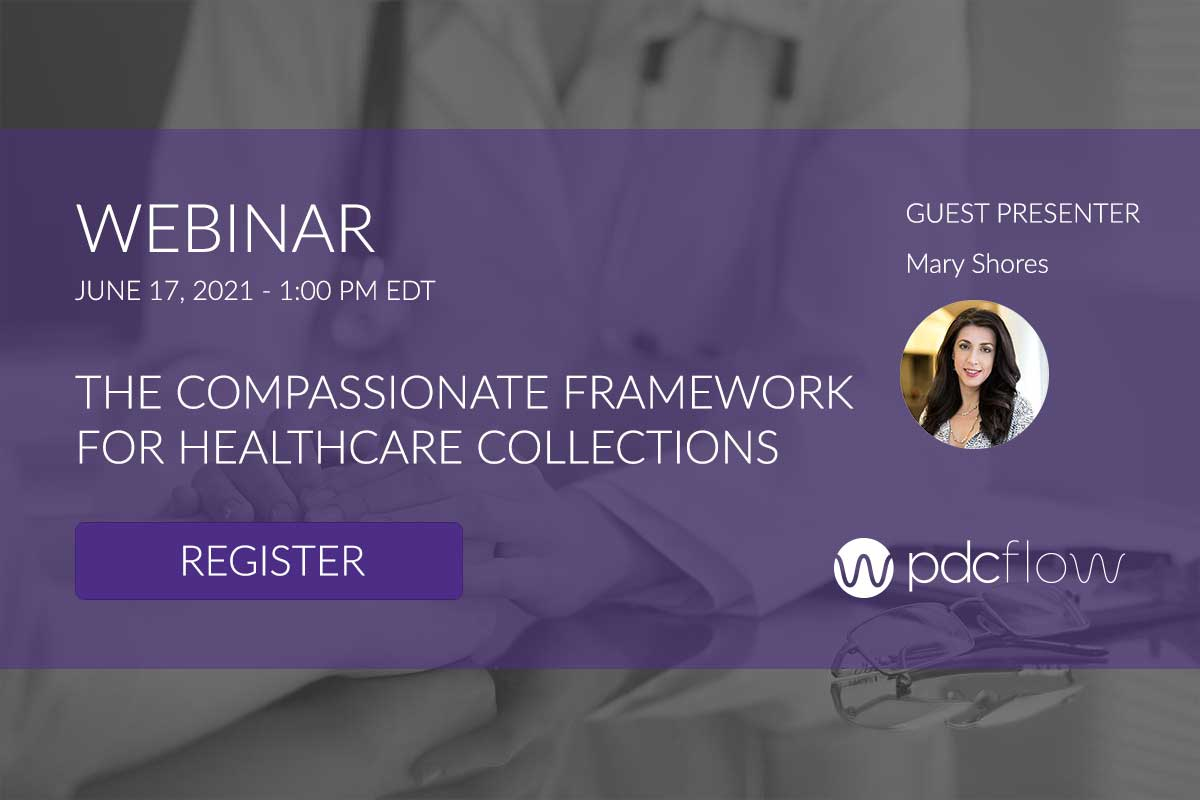 Compassionate Framework for Healthcare Collections Webinar