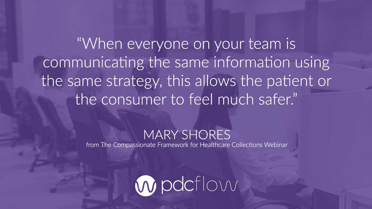 Mary Shores Quote on Listening to Customers