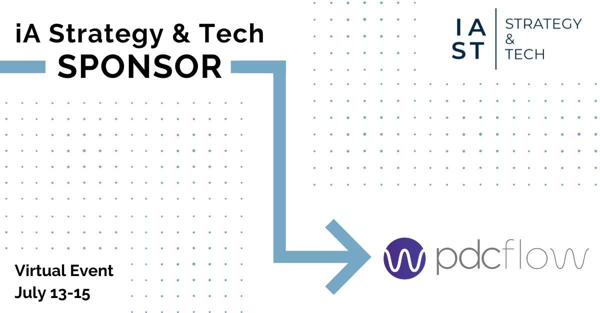 iA Strategy & Tech - PDCflow Sponsor
