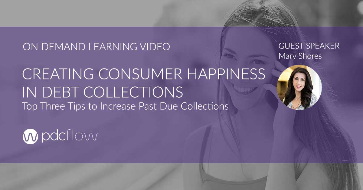 Video - Top 3 Tips to Increase Past Due Collections